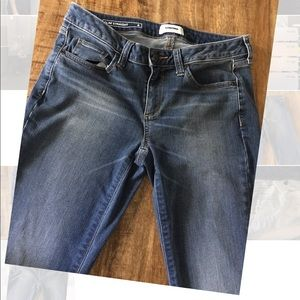 Sonoma Size 8 Slim Straight Jeans